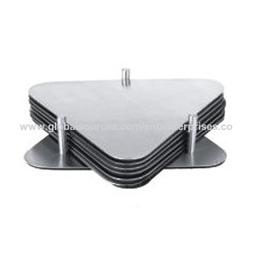Stainless Steel Coasters India