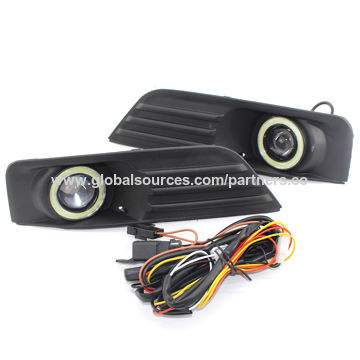 china bumper fog lights, covers and harness kits for ford focus 2009-2014