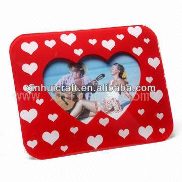 4x65x7opening Personalized Glass Picture Frame For Promotion