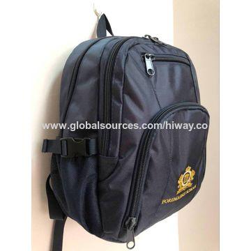 China School backpack from Quanzhou Trading Company  Quanzhou Hiway ... de2db3132519b