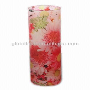 Wholesale Sublimation Glass Flower Vasesglass Vases For Flower