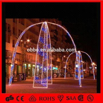china outdoor christmas decorations rope lights 1easy install 2custom 3cerohs