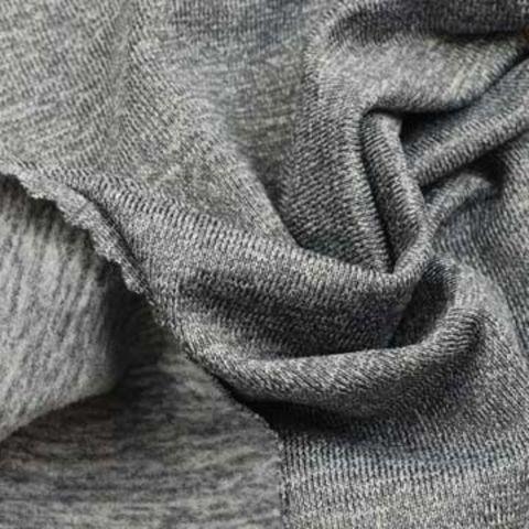 6c3373a6706 Taiwan Heather Jersey Fleece Fabric Ideal for Sports or Leisure Wear ...