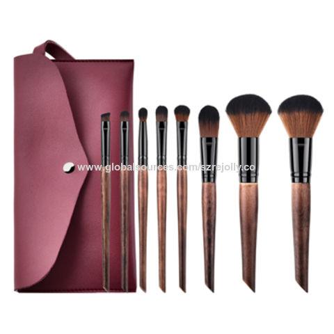 Makeup Brush Wood Handle