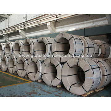 China Low relaxation prestressed, used for highways