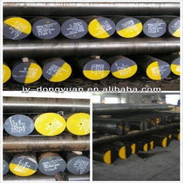Forged steel round bar 4130  Grade: Grade: AISI4130 CK60, S355J2G3
