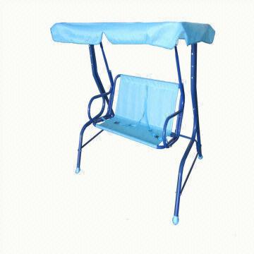 ... China New Model Kids Hanging Chair /out Door Swing Bed/