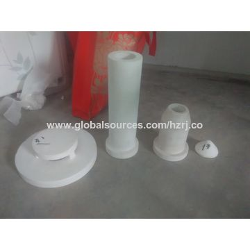 High alumina silica refractory material bar for control the