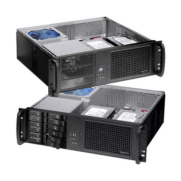 C338 3U ATX Ultra Cool Server Chassis | Global Sources