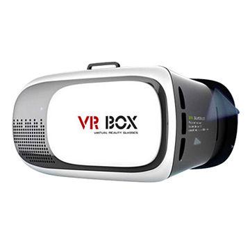 9da534616405 China VR box 3D glasses for all mobile phone