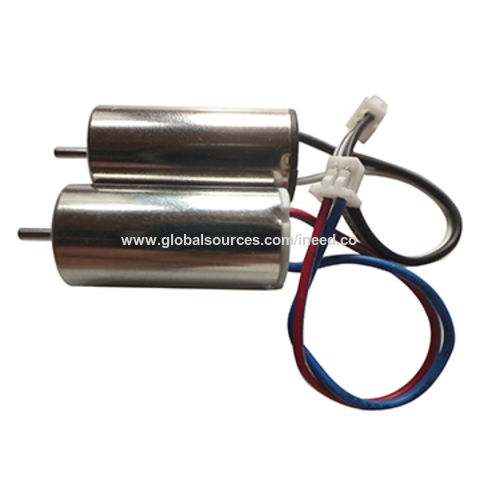 China 37V DC 42000 Rpm Coreless Drone Motor With Low Noise For Remote Control Aircraft