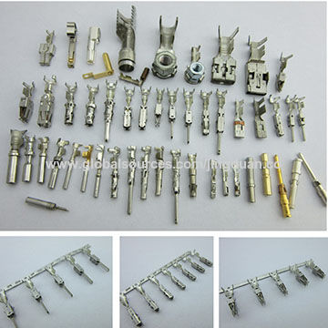 929975-1 2.5mm precise female auto tin plated crimp wire connector ...