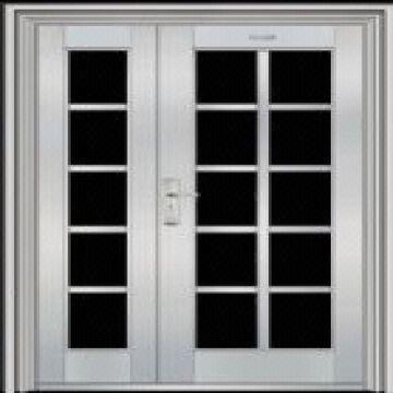 Attrayant ... China Stainless Steel Door(GLASS DOOR)
