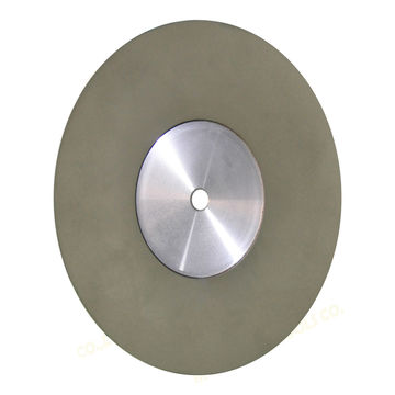 China Resin bond diamond grinding wheels for silica glass, carbide alloy, ceramics