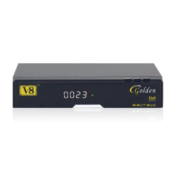 Openbox V8 Golden DVB-S2/T2/C Tuner Satellite Tv Receiver