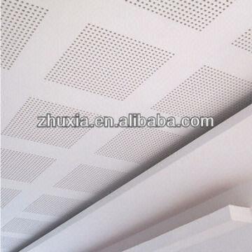 China Eco Friendly Ceiling Plaster Board Gypsum Drywall