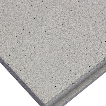 Mineral Fiber Acoustic Ceiling Tiles Sand Fissured Global