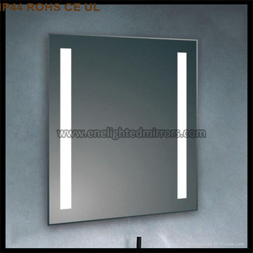 Digital Display Led Defogger Bathroom Mirror China Digital Display Led Defogger  Bathroom Mirror