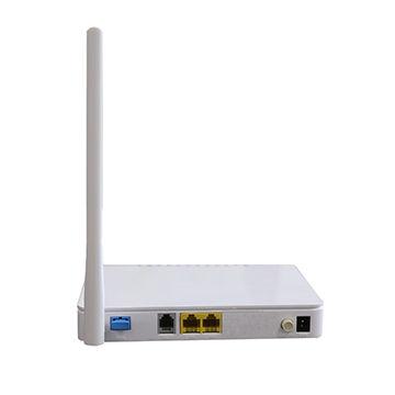 ONU FTTH GEPON 2FE+FXS+Wi-Fi Optical Internet Wireless