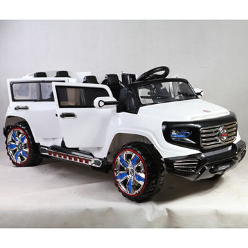 China 4 Seater Kids Electric Ride On Car Toy