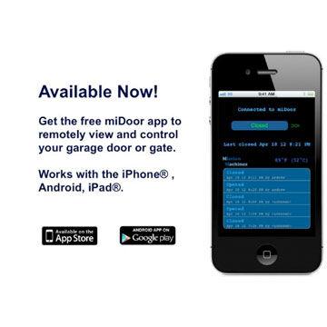 China Smart Garage Door Opener Controller From Cnc56 Wholesaler