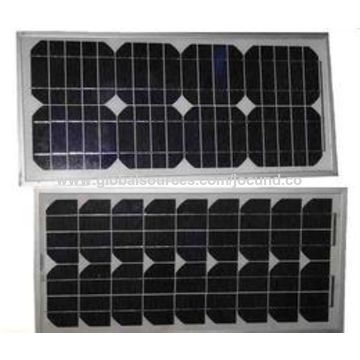China Cheap small size solar panel with RoHS marks