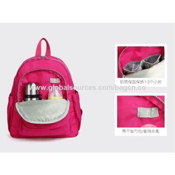 2b82f98e6a7e China Diaper bag from Zhongshan Manufacturer  New China Industry (ZS ...