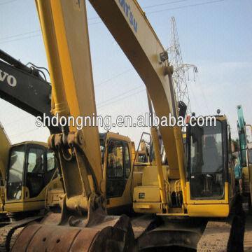 Used Excavator Komatsu Pc200, Komatsu Excavator for Sale