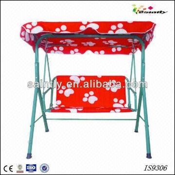 China Kids Outdoor Swing Chair