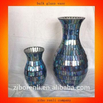 Bulk Glass Vases 1lorgreen And Blue Mosaic 2ehotel