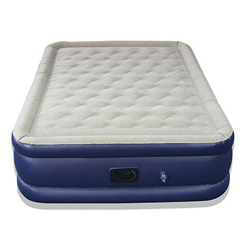 China Double Air Beds Raised from Zhongshan Manufacturer