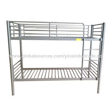 China Metal Bed Platform Twin Or Twin Up Down Double Decker Design On Global Sources Double Decker Metal Bed Cheap Bunk Beds Up Down Bed
