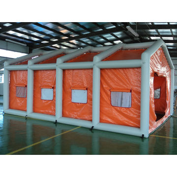 China Inflatable decontamination tents field hospital tents shower tents  sc 1 st  Global Sources & Inflatable decontamination tents field hospital tents shower tents ...
