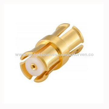 SMP FEMALE TO FEMALE BULLET ADAPTER Length 6 45mm
