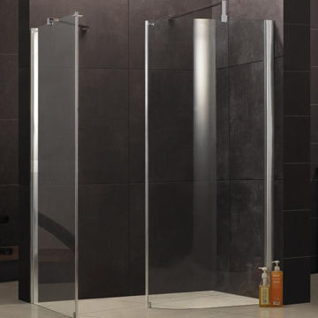 Wet Room Shower Door With 8mm Tempered Glass Global Sources
