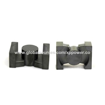 China PQ Type Mn-Zn Ferrite Core, High-frequency and Low Power Loss