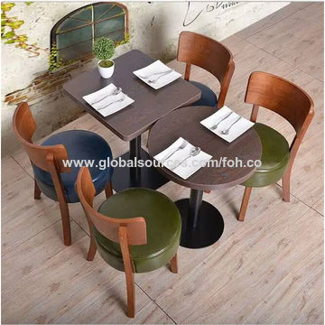 China Leisure High End Wood Coffee Table Set From Guangzhou