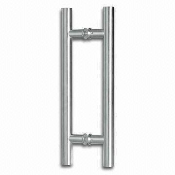 China Pull Handle With Back To Back Fixing, Suitable For Glass Shower,  Wooden And