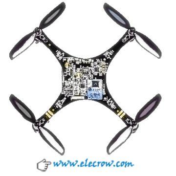 Crazepony Mini Quadcopter Open Source Development Platform
