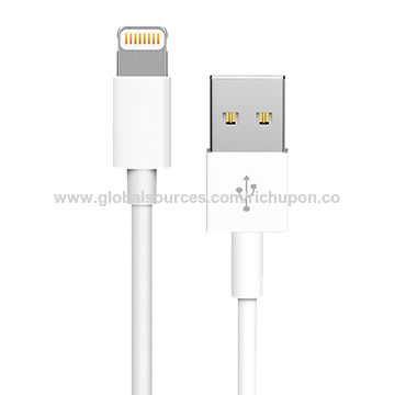 5c83586cd66 Original lightning Cable, USB Cable, Data Cable Charger for iPhone 5/5C/5S/6 /6/Plus