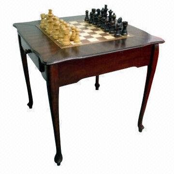 Chess Set Table Taiwan Chess Set Table  sc 1 st  Global Sources & 32-inch Chess Set Table with Styled Legs | Global Sources