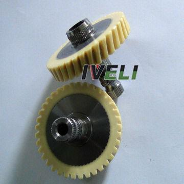 worm wheel gear and shaft for zf parts | Global Sources