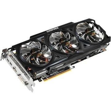 Gigabyte Radeon R9 280X GV-R928XOC-3GD (rev  2 0) Graphics