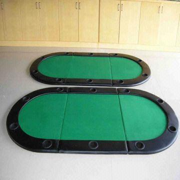 Superior China Fat Cat Custom Poker Table Top