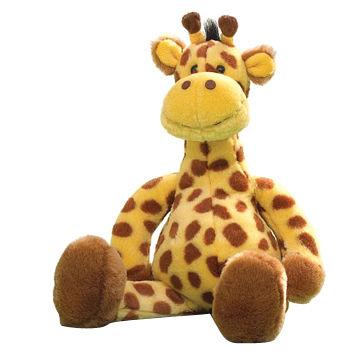China Custom Plush Toy Giraffe Plush Toy Giraffe Keychain Stuffed