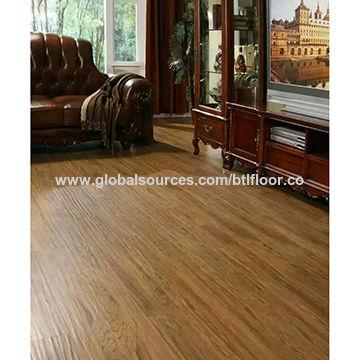SPC Rigid Vinyl Click Plank PVC Click Floor With Antiscratch For - Vinylboden für industrie