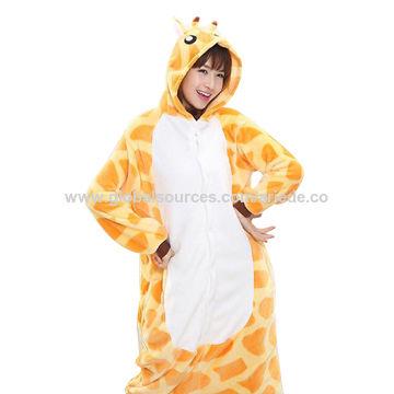 Unisex Adult Kigurumi Pajamas Animal Cosplay Sleepwear Costume Nightgown Xmas US
