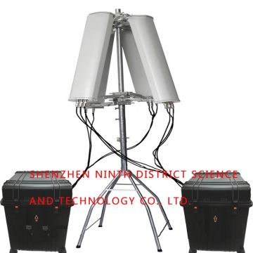 JQ UAV shielding system UAV anti equipment UAV Signal Jammer