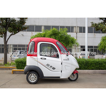 China 3 wheels electric scooter
