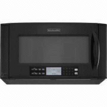 Ordinaire ... Malaysia KitchenAid KHHC2090SBL 2.0 Cu Ft 1200 W OTR Microwave